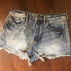 Free People - We the Free Cutoff Jean Shorts